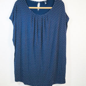 Chaps Top Size 3X